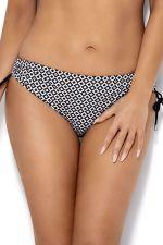 Marigold Bikini Briefs Black White Gold