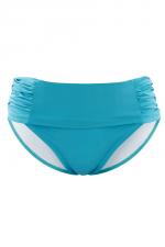 Marina Fold Bikini Pant Turquoise