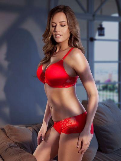 Marion Contour Bra Tango Red