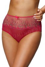 Marvy High Waist Brief Pink