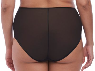 Elomi Matilda Full Brief Black  M-4XL EL8906-BLK