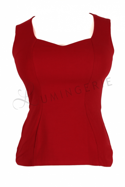 Mikra Top Red
