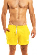 Capsule swimwear short yellow