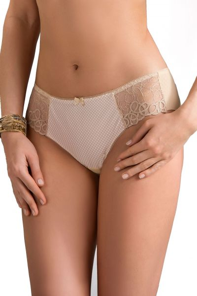 Moly Mini Brief Beige