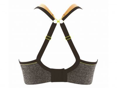 Panache Sports UW Bra Grey Mango