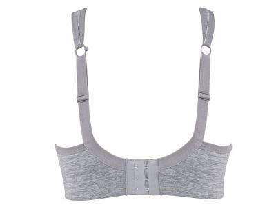 Panache UW Padded Sports Bra Grey Marl
