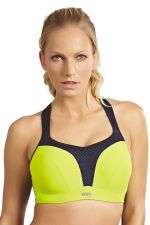 Panache Sports UW Bra Lime Cobalt