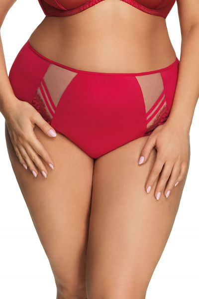 Paradise Briefs Red Beige