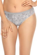 Paula Briefs Grey Orchid