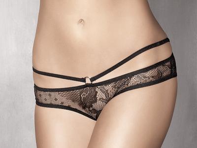 Anaïs Permission Panty Black