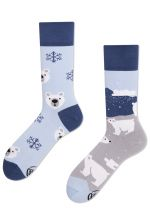 Polar Bear Regular Socks 1 pair