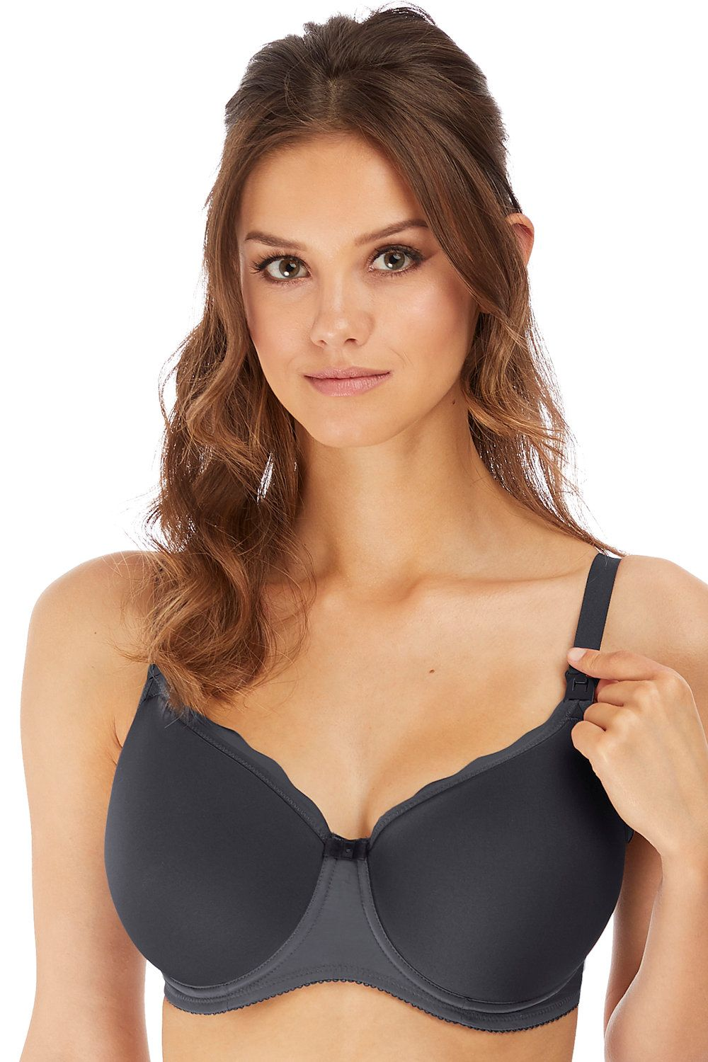 Freya Pure Bras Womens Underwire Moulded Nursing Bras Drop Cup Various Size New