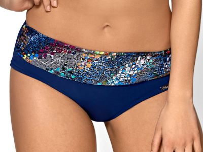 Ava Swimwear Reef Bikini Briefs Multicolor  S-3XL SF-102/1