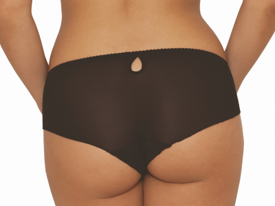 Ritzy Short Black Aqua