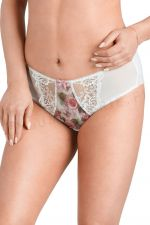 Rosie Briefs Rose Print