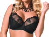 Selena Soft Bra Black-thumb