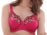 Selina Full Cup Bra with Side Support Bright Rose-thumb