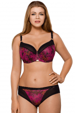 Shirley Brief Pink Orange