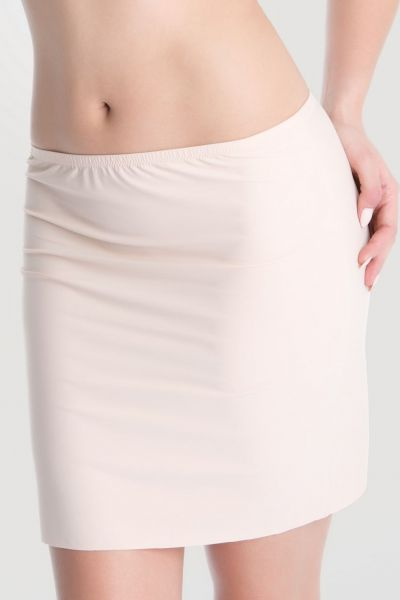 Soft & Smooth Half Slip Beige