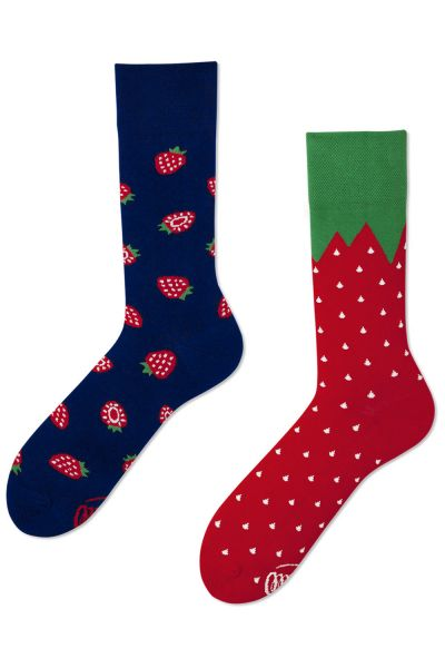 Strawberries Regular Socks 1 pair