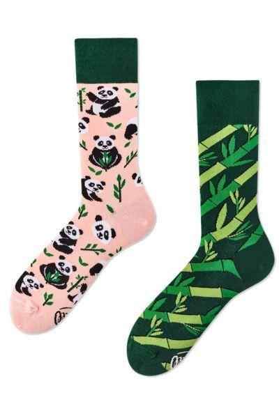 Many Mornings  Sweet Panda Regular Socks 1 pair  35-38, 39-42, 43-46 R105