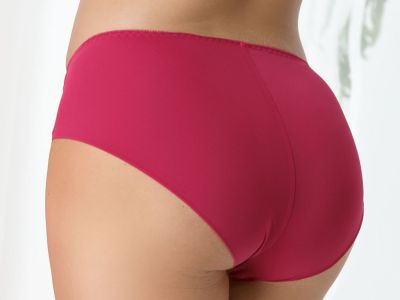 Nessa Tatuaz Brief Raspberry Brief with normal high waist 36-52 NO2