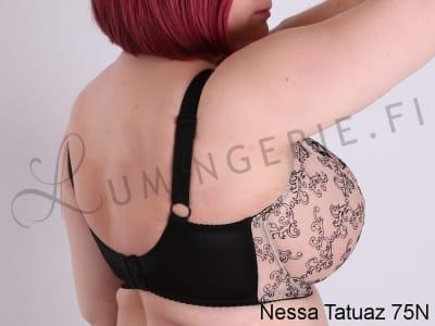 Tatuaz Soft Bra Beige Black