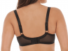 Trixie Padded Balcony Bra Black Mulberry-thumb