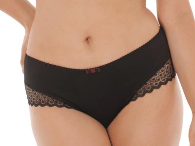 Trixie Short Black Mulberry