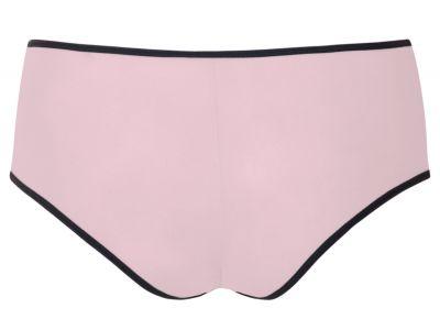 Curvy Kate Victory Viva Short Pink Black Low waist hipster 36-48 CK003201-PBK