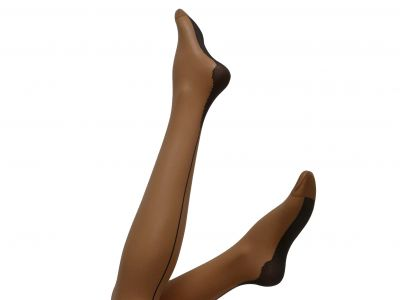 Cette Vienna Pantyhose with Back Seam Tendresse 16 den Thin pantyhose for special occasions S-XL 839-12-645